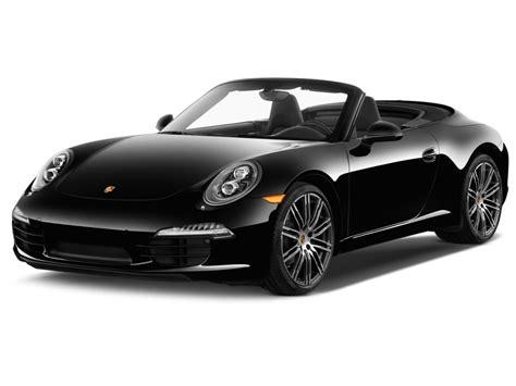 Image 2018 Porsche 911 2 Door Cabriolet Carrera Black