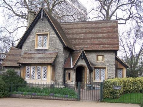 Gardeners Cottage, Hyde Park, London, Uk  Picture Of Hyde