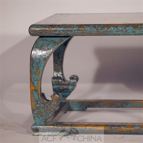 """The """"song dynasty"""" low coffee table"""