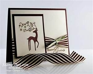 Stampin Up Demonstrator Blog with Christmas Ideas