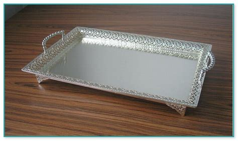 Large Decorative Serving Trays