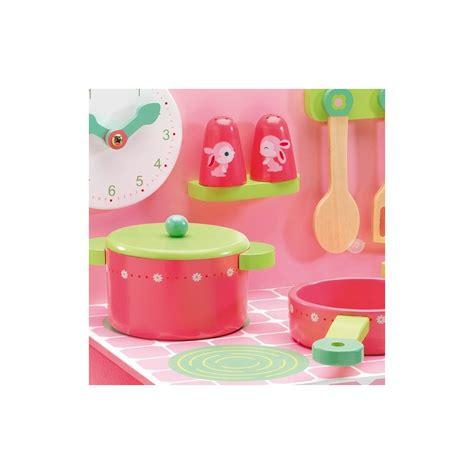cuisine djeco bois cuisine djeco la cuisinière de léo djeco 6626 jouet