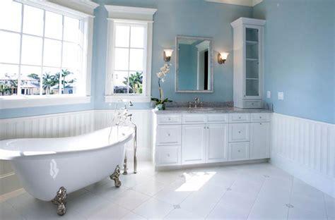 Bathroom Ideas Blue And White
