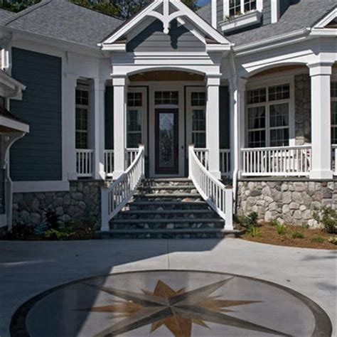 front porch stairs bing curved front porch steps for the home pinterest