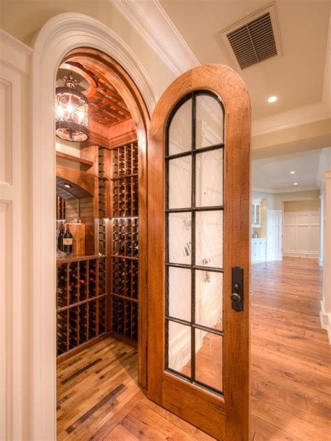 wine closet for the home