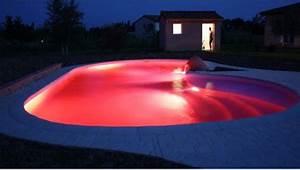 Eclairage Exterieur Piscine : d corer son ext rieur et sa piscine pour no l ~ Premium-room.com Idées de Décoration