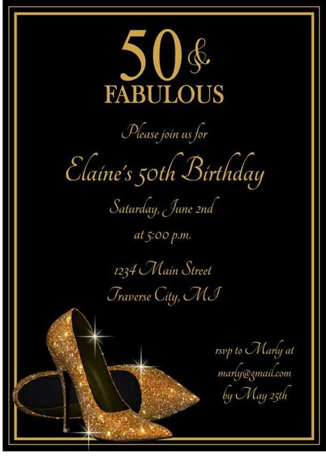 gold glitter shoes adult birthday party  announceitfavors