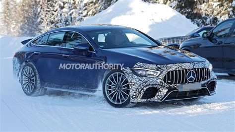 Then browse inventory or schedule a test drive. 2021 Mercedes-AMG GT 73 EQ Performance 4-Door Coupe spy shots