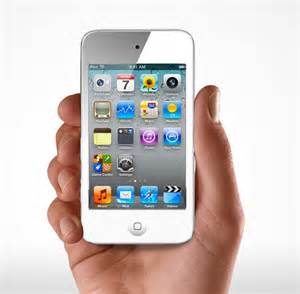 iPod Touch White Screen