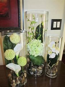 Künstliche Zweige Für Bodenvase : hurricane vases cylinder vase deko pinterest dekoration blumen and blumen vase ~ Orissabook.com Haus und Dekorationen