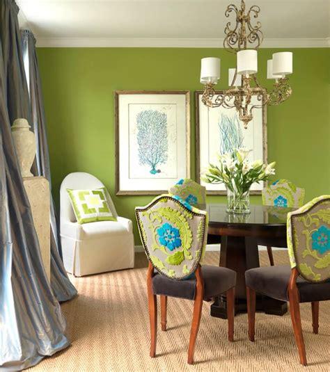 10 Fresh Green Dining Room Interior Design Ideas Https