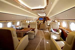 87$ Million Luxurious Airbus ACJ319 Private Jet ...