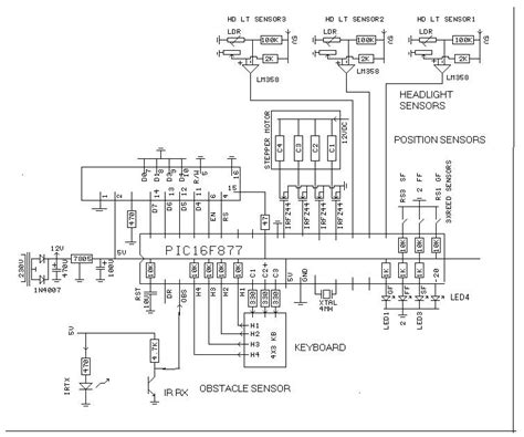 Microcontroller Based Multi Story Car Parking System