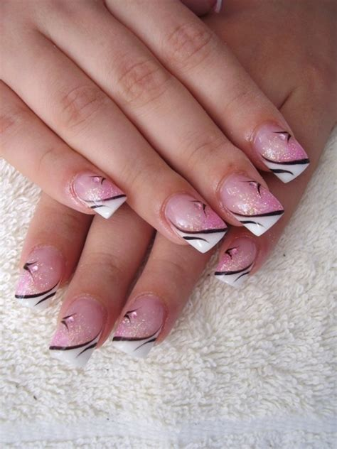 manicure with design manicure designs