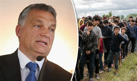 Viktor Orban Boosts Support For Migrant Referendum Abroad