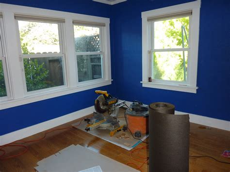 Renovation of the Blue Room ? » Renovation Adventure