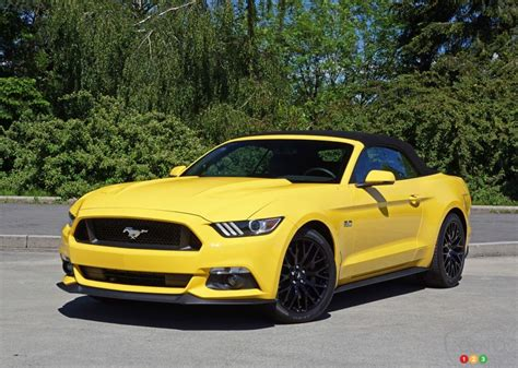 2016 Mustang Gt by The 2016 Ford Mustang Gt Convertible Makes Beautiful