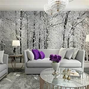 Popular Birch Tree Wallpaper Mural
