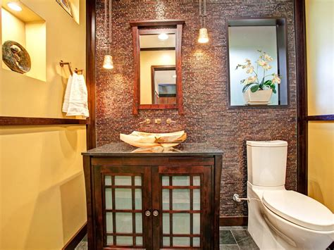 Tuscan Bathroom Design Ideas