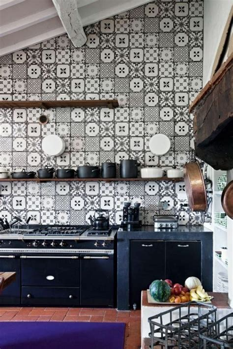 comment poser du carrelage mural cuisine stunning with carrelage mural noir brillant