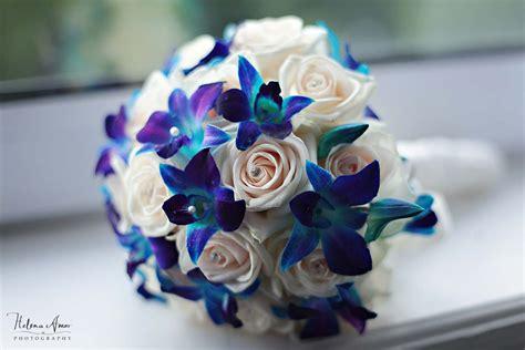 blue flowers  wedding  wide wallpaper