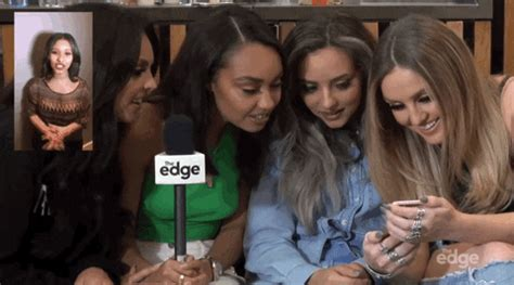 WATCH: Perrie Edwards Reunited With A Long Lost Friend ...