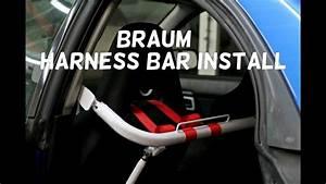 Braum Harness Bar Install