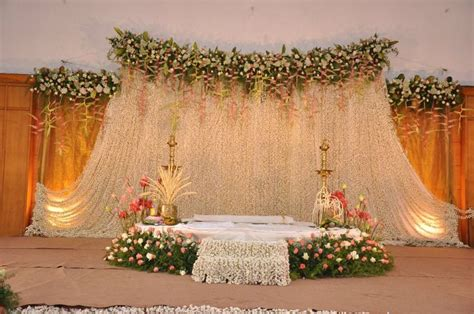 Latest Stage Decoration For Wedding Stage Decoration