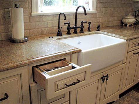 farmhouse sink options  kitchen homesfeed