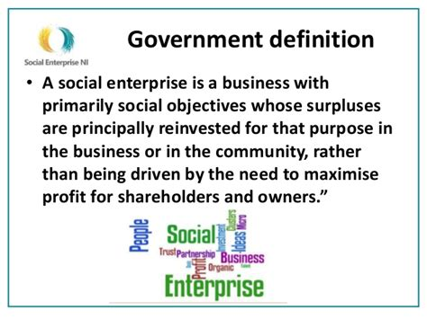 si e social entreprise social enterprise what is it and what to consider