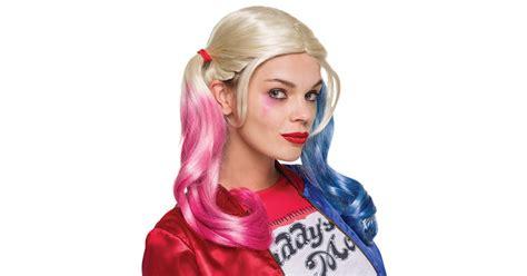 Harley Quinn Adult Wig