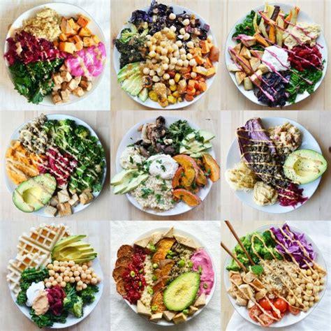 comment manger 233 quilibr 233 assiettes plates manger sainement recette d 233 jeuner sain l 233 gumes et