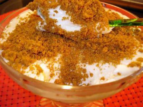 recette de serradura recette portugaise très facile