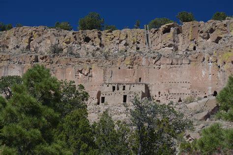 puye cliff dwellings    appreciated