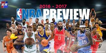Nba Standing Playoffs by Nba Season Preview 2016 2017 All 30 Teams Predictions