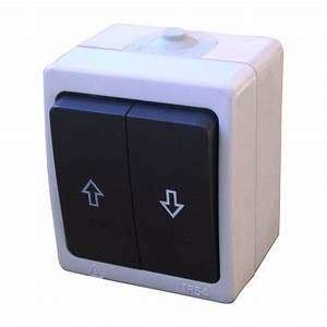 Interrupteur Volet Roulant Exterieur : interrupteur mural ip54 ext rieur ~ Edinachiropracticcenter.com Idées de Décoration
