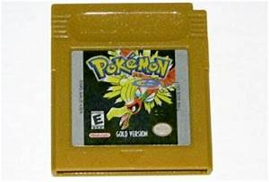 Pokemon Gold Cartridge | www.pixshark.com - Images ...
