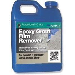 Miracle Sealants Epoxy Grout And Remover Quart