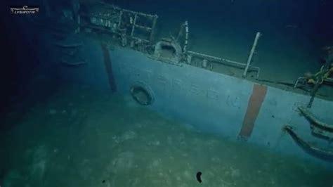German U Boats Gulf Of Mexico by Uss Peterson Exploring The German U Boat U 166 In