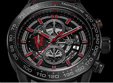 TAG Heuer Unveils Special Edition Manchester United