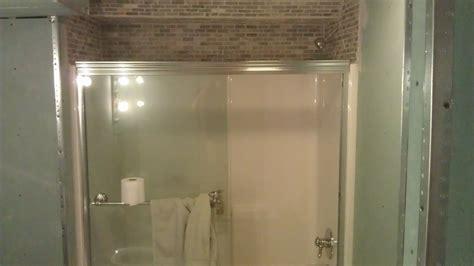 tile above tub surround tile above shower surround bathroom bath