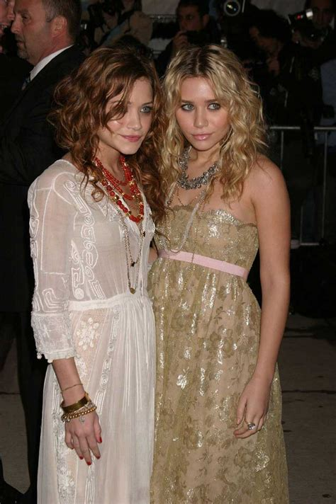 inspiracion de estilo mary kate  ashley olsen cut