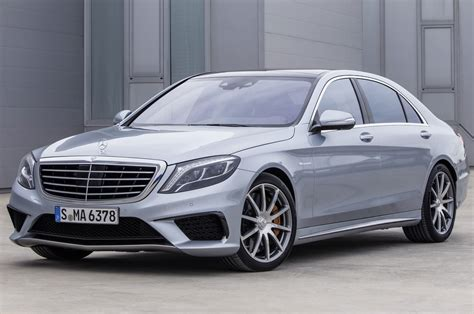 mercedes benz revealed 2014 mercedes benz s63 amg hits 60 mph in 3 9