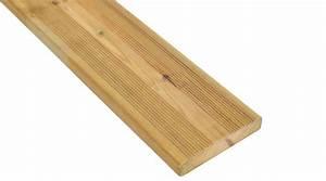 Lame Terrasse Classe 4 : lame terrasse bois pin sylvestre trait classe 4 vert ~ Farleysfitness.com Idées de Décoration
