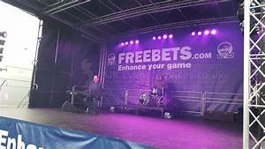 Uk event services outdoor stage hire package