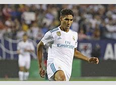 Achraf Hakimi Promoted to Real Madrid First Team
