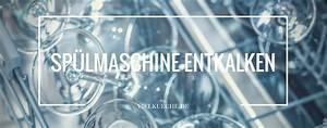 Brotbackautomat Ohne Loch : sp lmaschine entkalken leicht gemacht tipps und tricks ~ Frokenaadalensverden.com Haus und Dekorationen