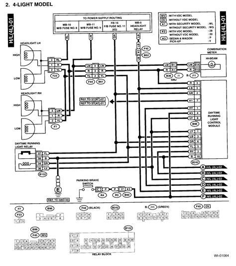 subaru stereo wiring diagram blurts me