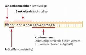 Bic Aus Iban Berechnen : sepa euro zahlungsverkehrsraum iban bic bank ~ Themetempest.com Abrechnung