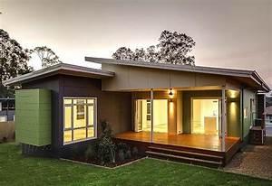 modern prefab homes charlotte nc : Modern Modular Home